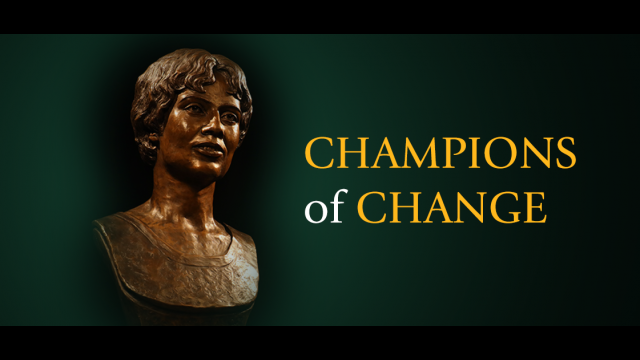 Champions of Change Recognition Program to Honor Unsung Heroes of Baylor University's Past, Present