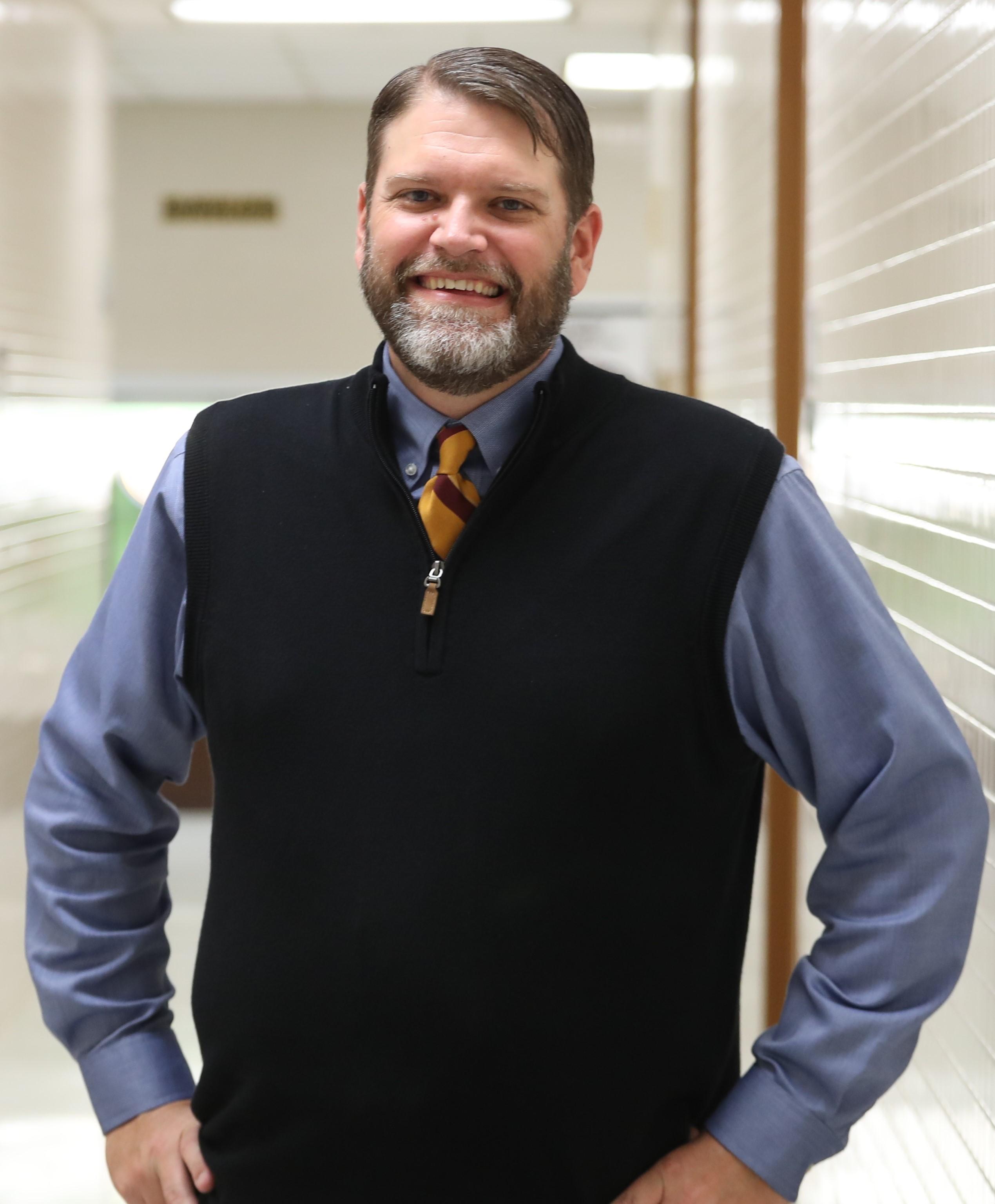 Dr. Matt Gerber