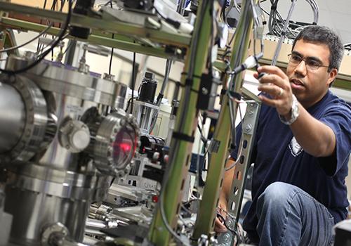 Research Initiatives Receive Boost - 2007