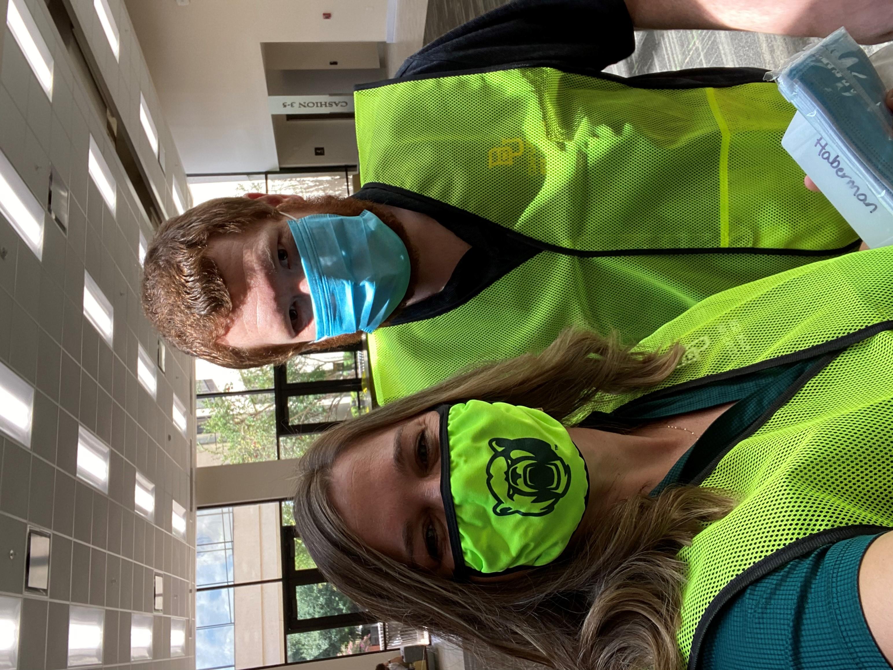 Campus Safety Volunteer
