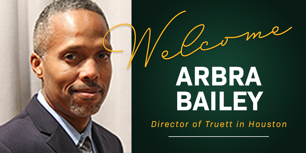 Welcome Arbra Bailey