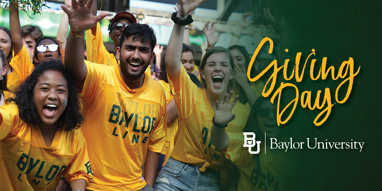 Baylor Giving Day