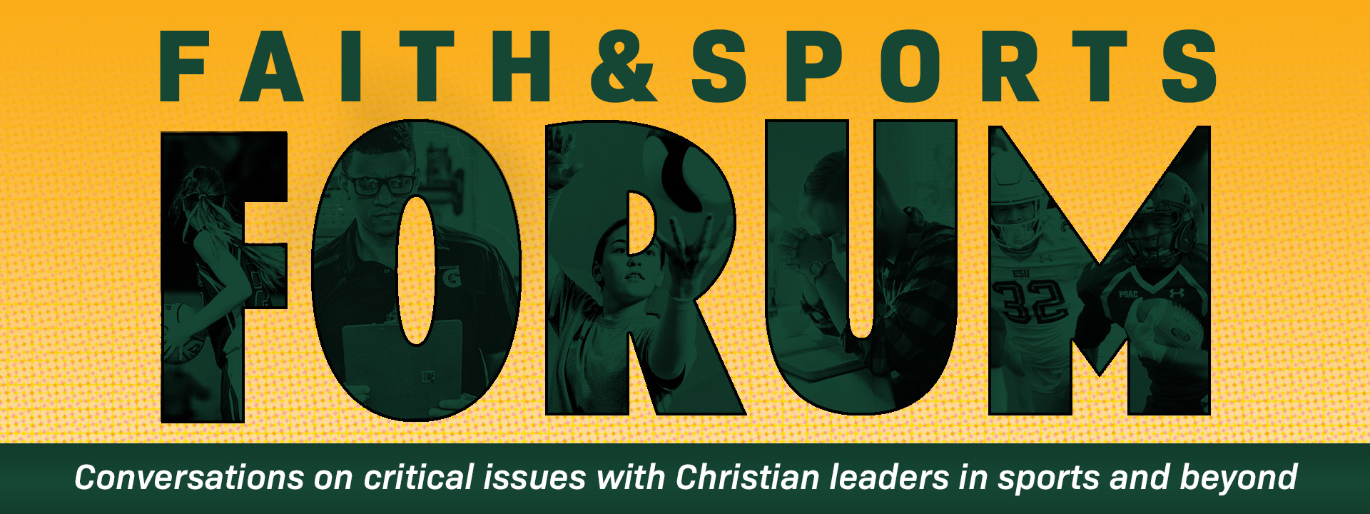 Faith & Sports Forum