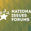 Cross-Campus Common Ground for Action (CGA) National Issues Forums Series