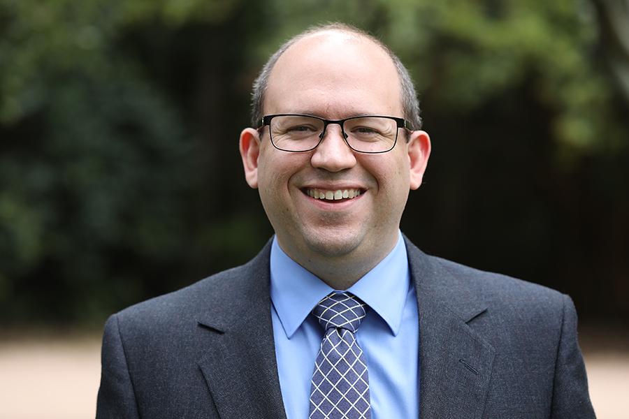 Faculty Profile: Shaun Hutton