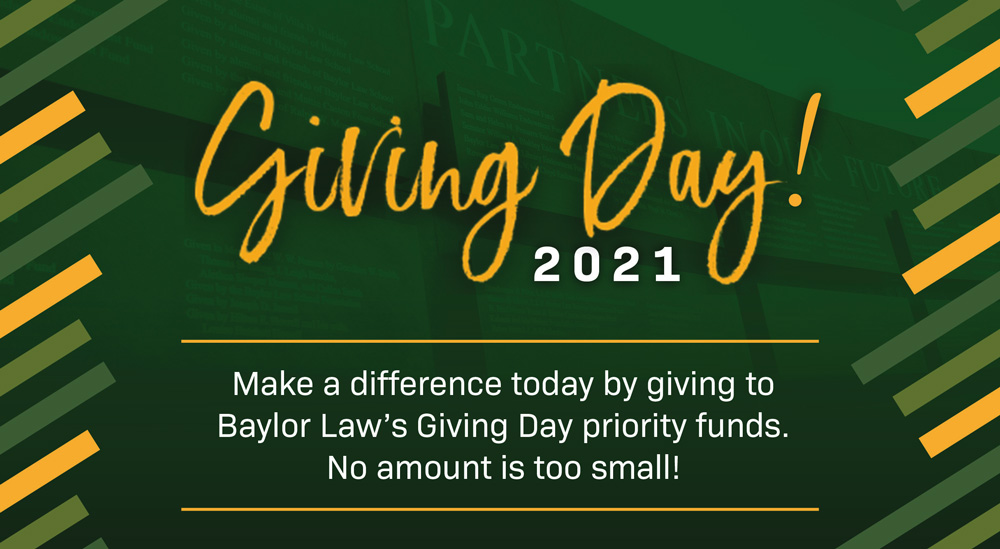 Baylor Giving Day 2021