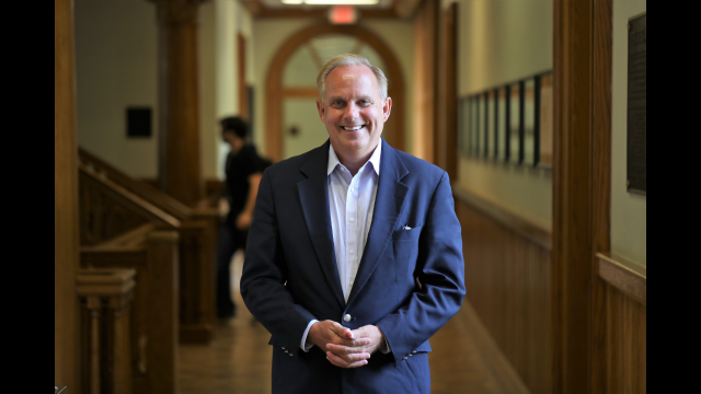 Greg Garrett, Ph.D.
