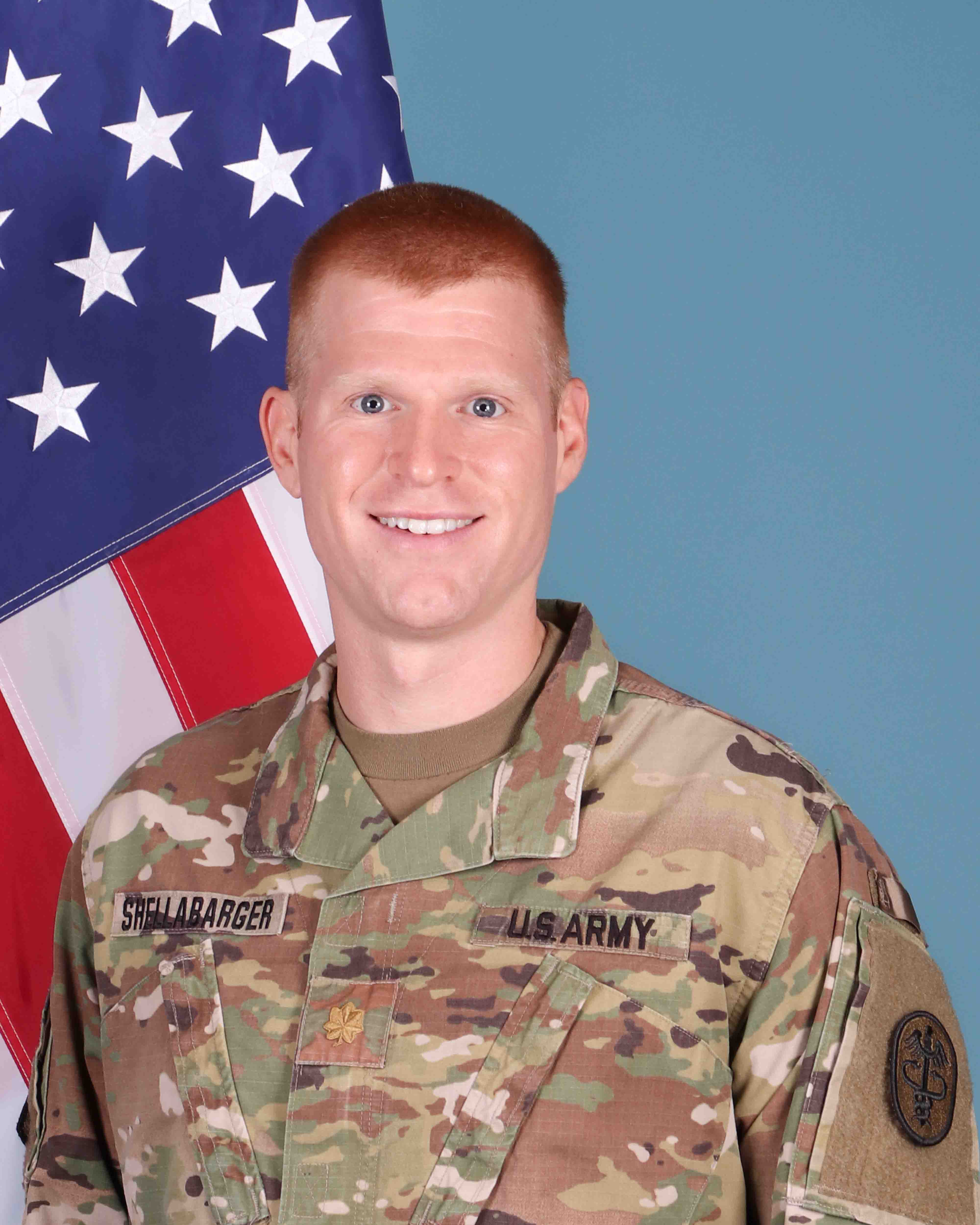 MAJ Peter Shellabarger, DNAP, CRNA, Phase 2 Clinical Site Director: William Beaumont Army Medical Center