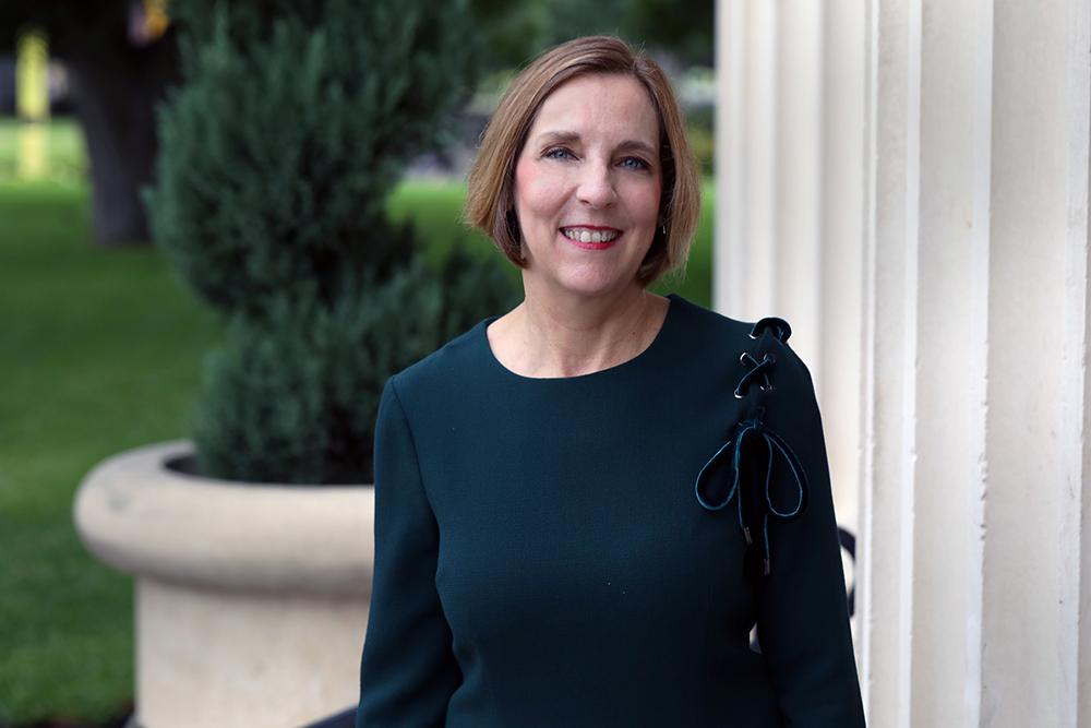Provost Nancy Brickhouse