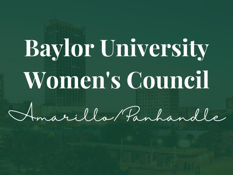 Baylor Women's Council of Amarillo/Panhandle
