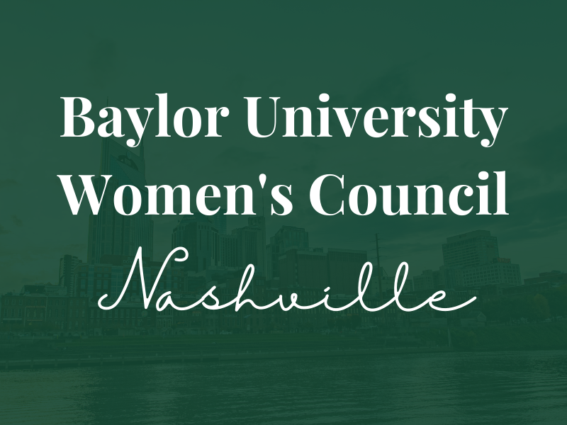 Baylor Women's Council of Nashville