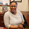 Dr. Lakia Scott Receives Outstanding Faculty Award