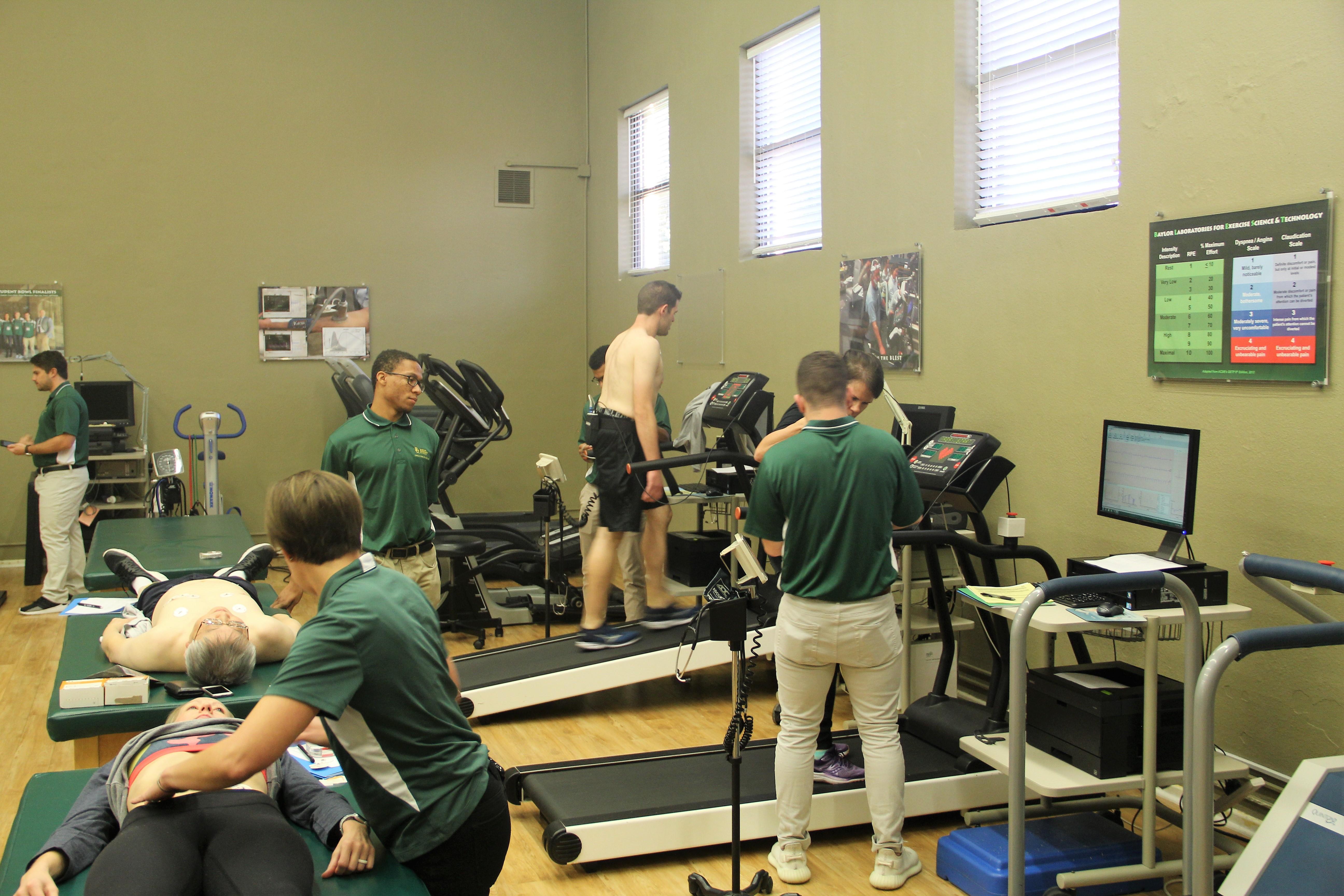 Lab treadmill new