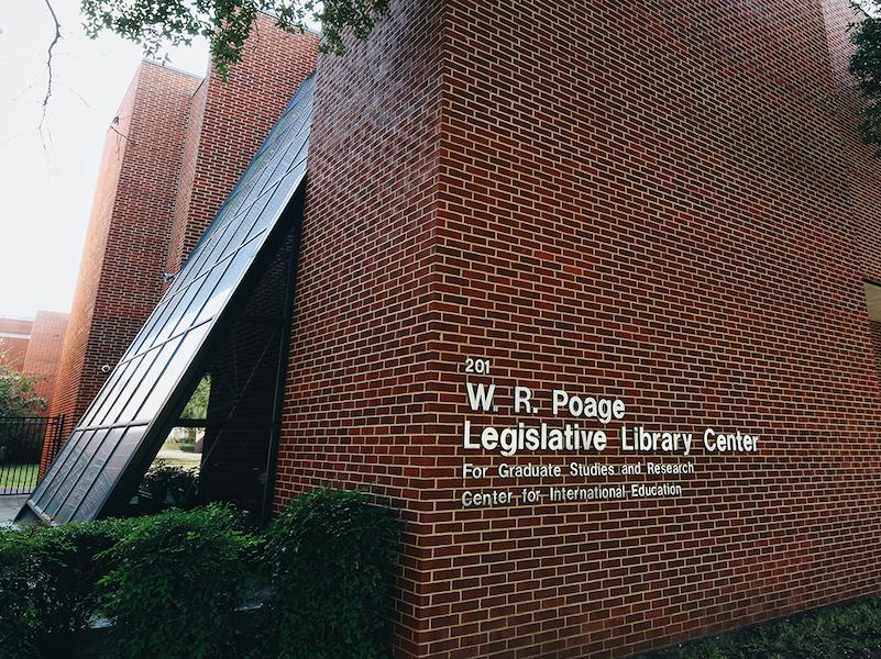 W.R. Poage Legislative Library