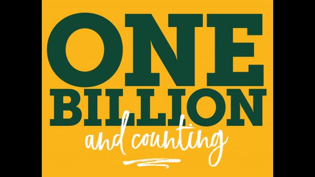 Full-Size Image: $1 Billion Give Light