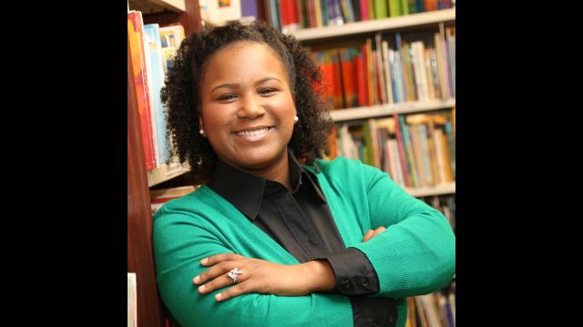 Full-Size Image: Dr. Lakia Scott
