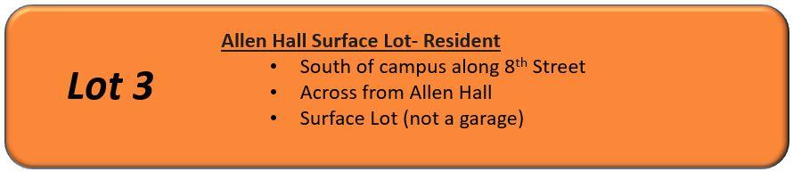 Allen Hall Surface Permit Button