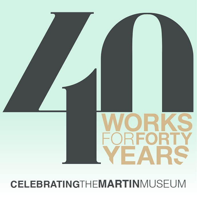 40 Works for Forty Years