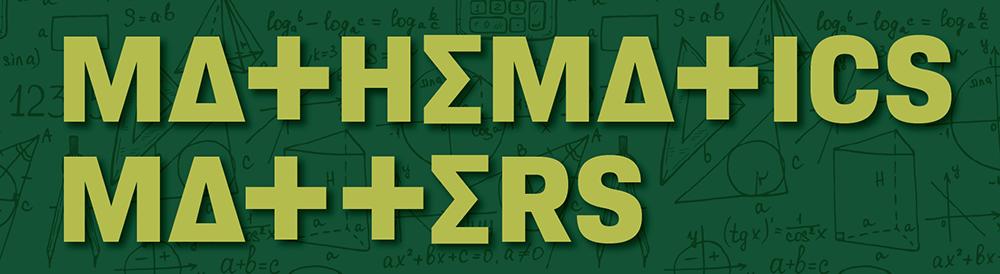 Mathematics Matters