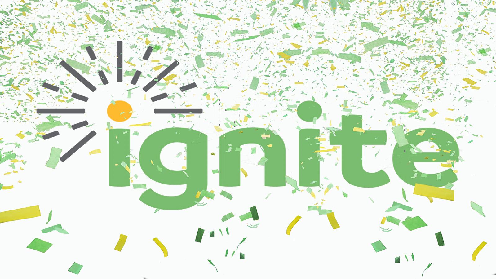 Ignite One Year Celebration