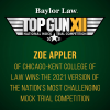 Zoe Appler of Chicago-Kent College of Law Wins the 12th Annual Top Gun National Mock Trial Competition