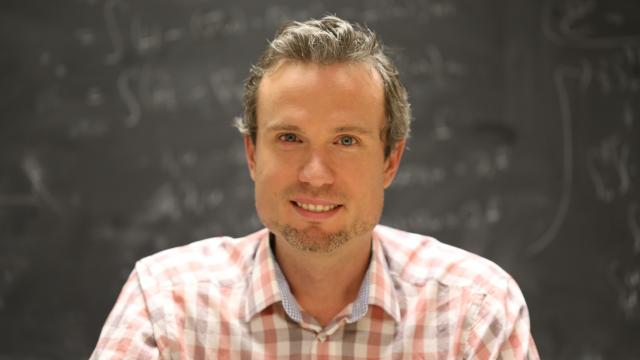 Jameson Graber, Ph.D.