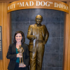 Kinsey Lakey Is Baylor Law's Spring 2021 'Mad Dog' Champion