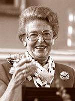 Headshot of Virginia B. Ball