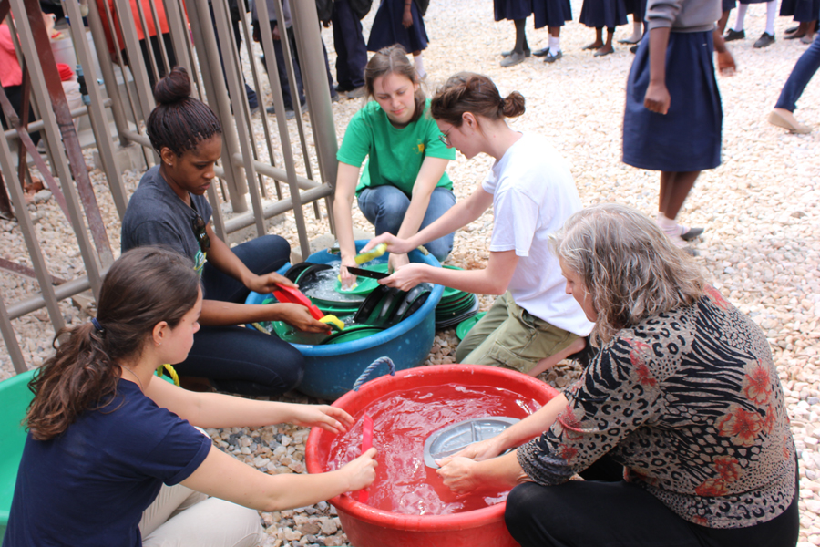 Baylor Missions provides Baylor students with more than 40 discipline-specific mission trip opportunities to serve in 20+ different locations.