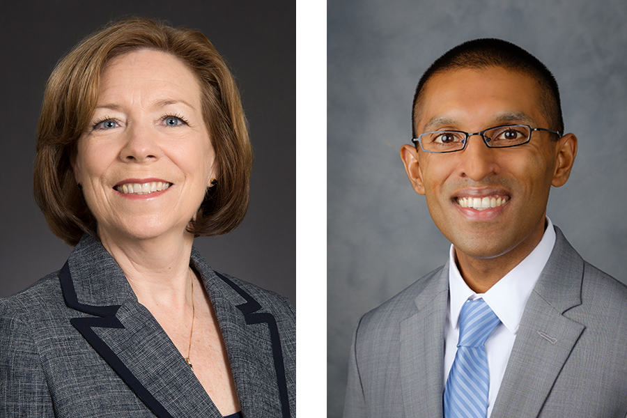 LHSON, HSB Welcome New Deans