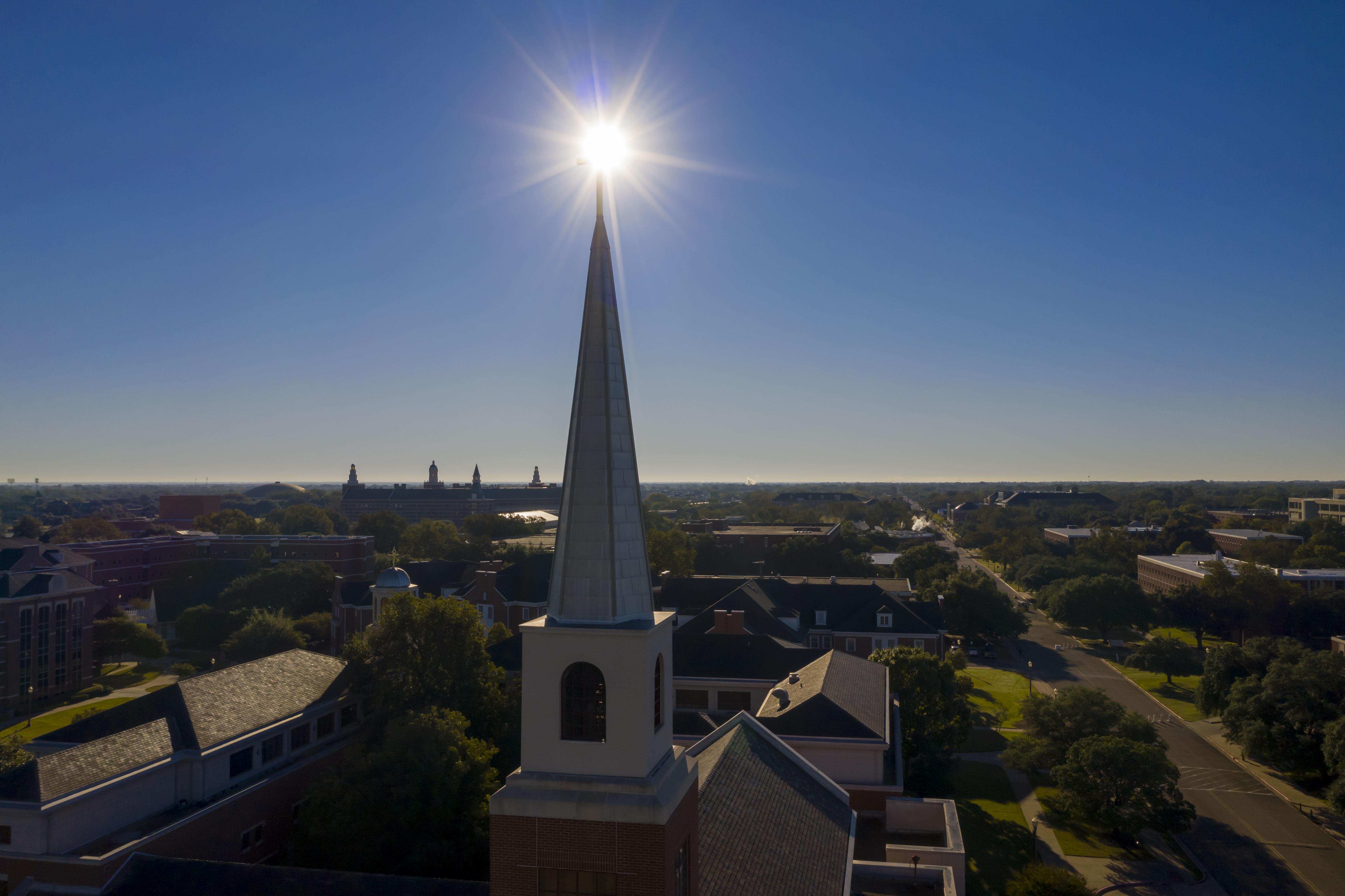 Truett Seminary Steeple