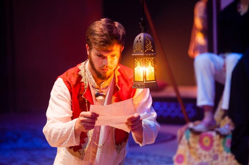2014 The Arabian Nights 1