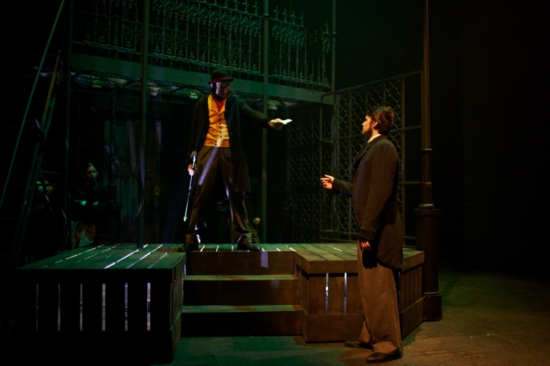 2012 Dr. Jekyll and Mr. Hyde 8