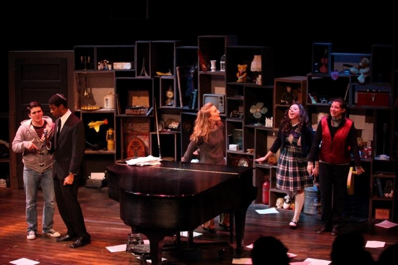 2012 Quartet with Grand Piano 2