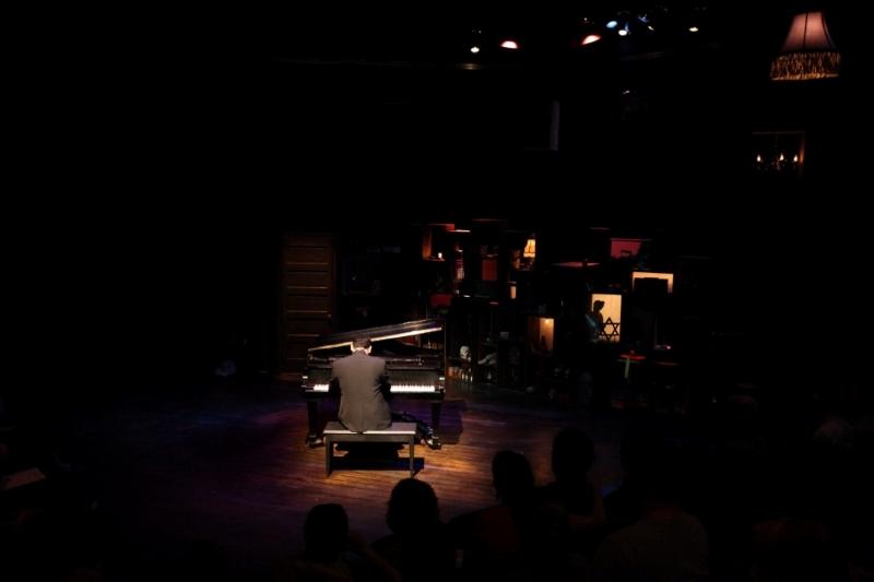 2012 Quartet with Grand Piano 9