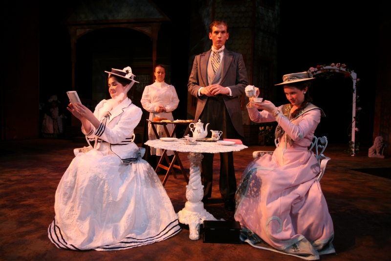 2007 The Importance of Being Earnest 1