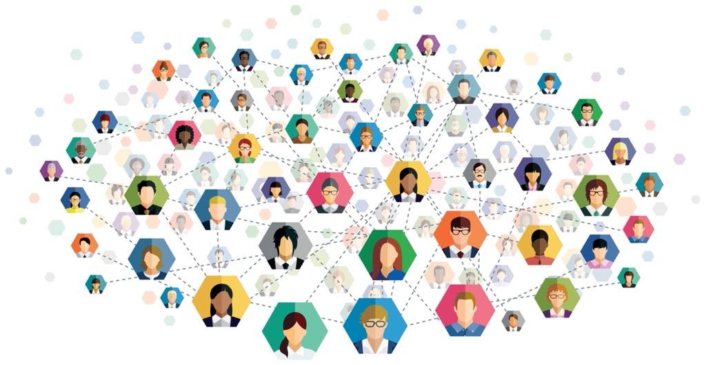 OMBA Networking Image