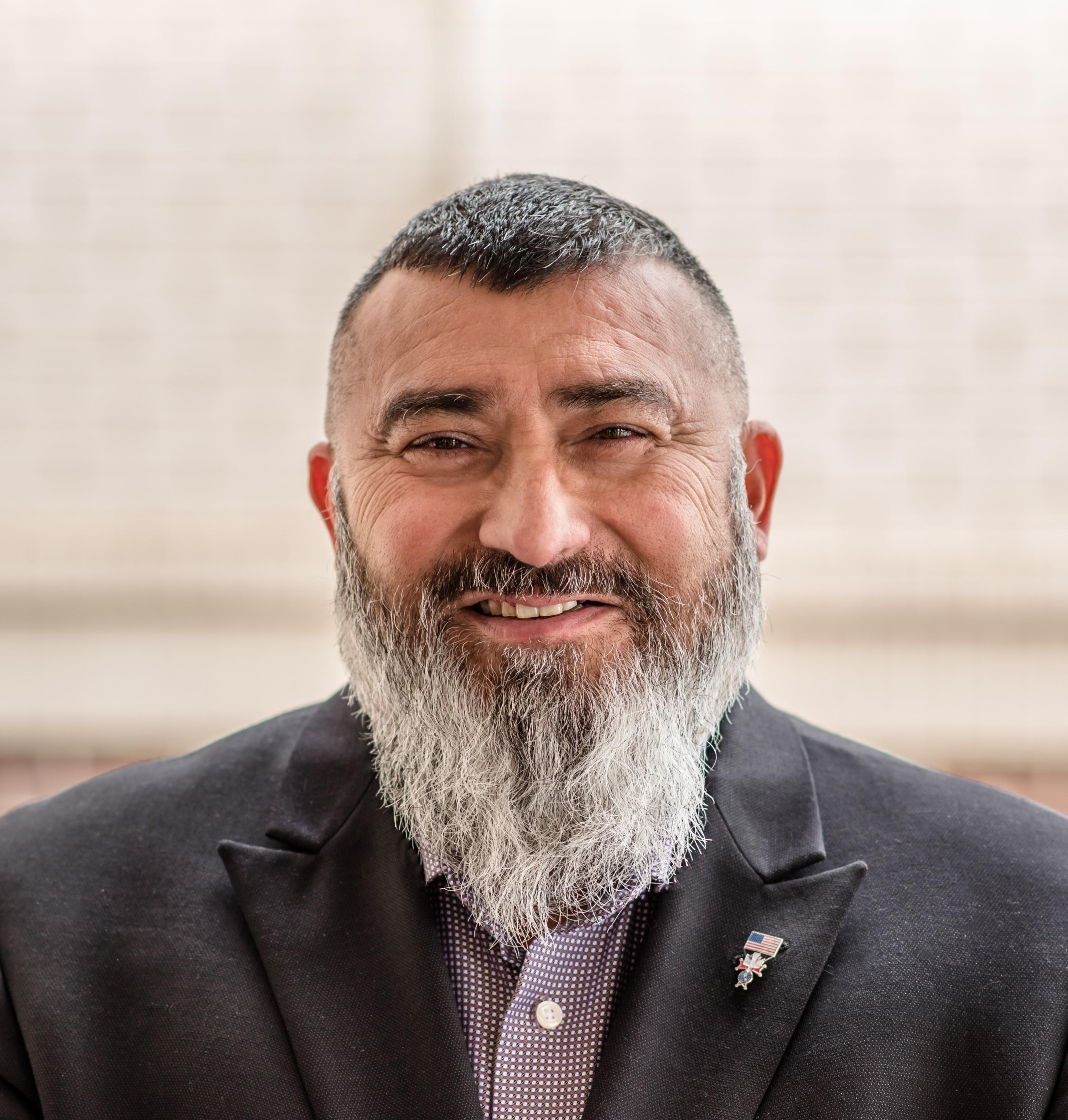 Dr. Pedro Reyes