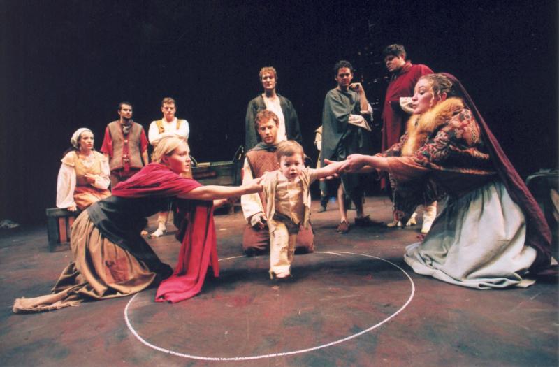 2003 The Caucasian Chalk Circle 1