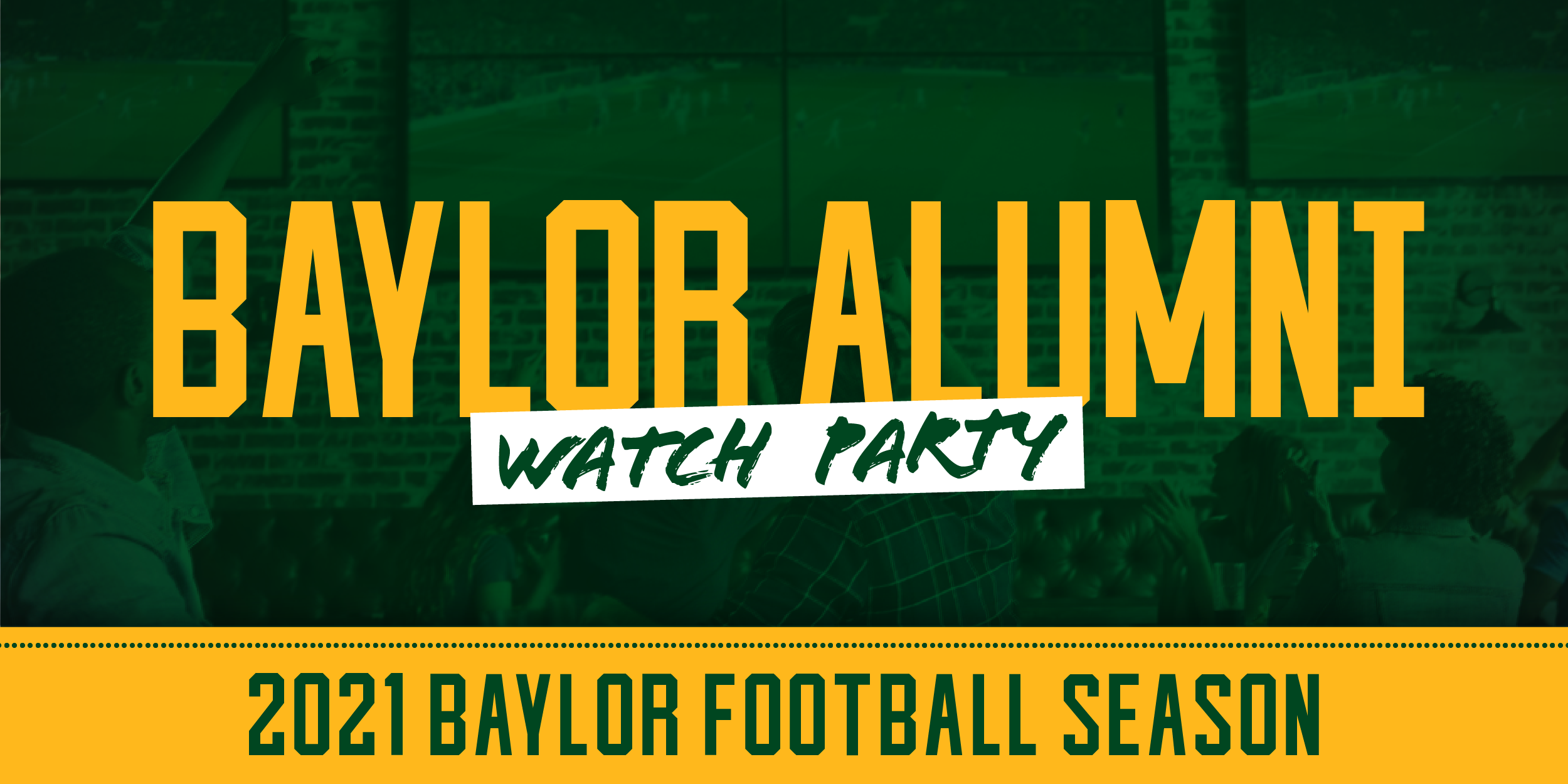 Baylor Alumni of Chicago Watch Party