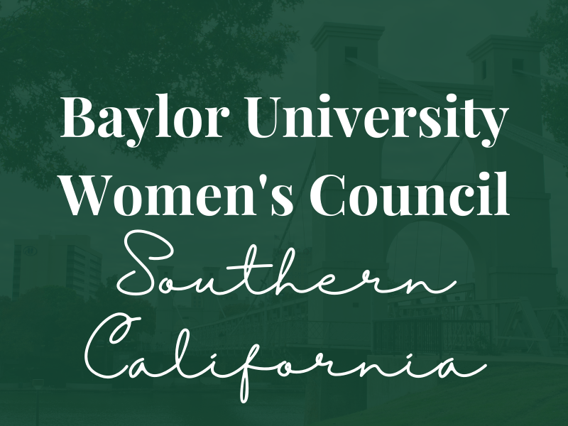 Baylor Women's Council of Southern California