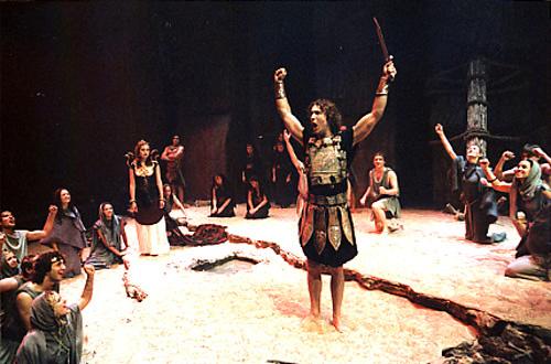 2002 The Oresteia 4