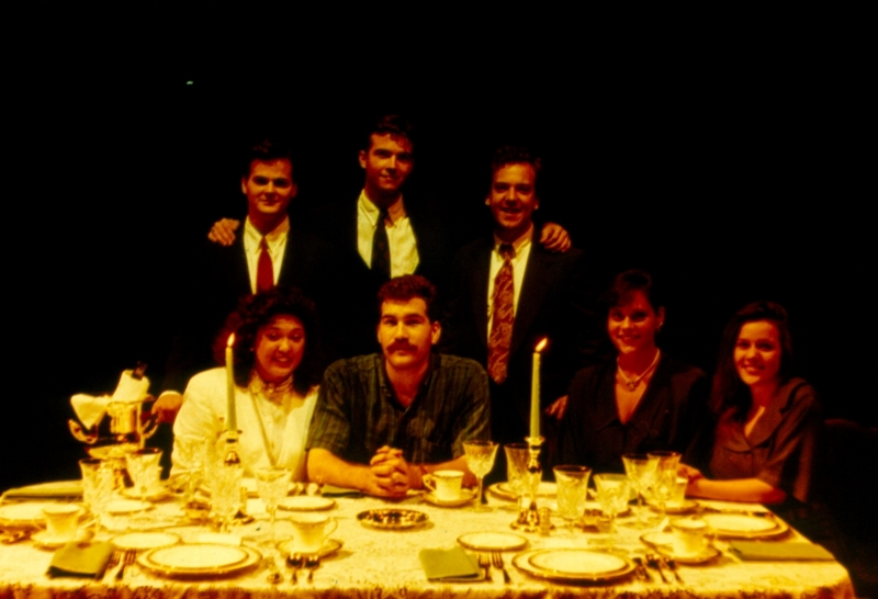 1992 The Dining Room 7