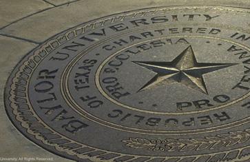 Baylor University Star