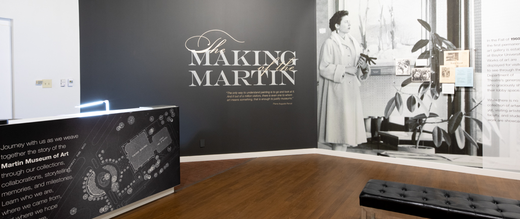 Making of the Martin Main