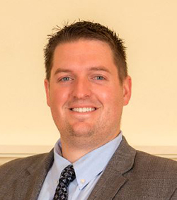 Blake Heller - Director, Materials Testing and Characterization Core