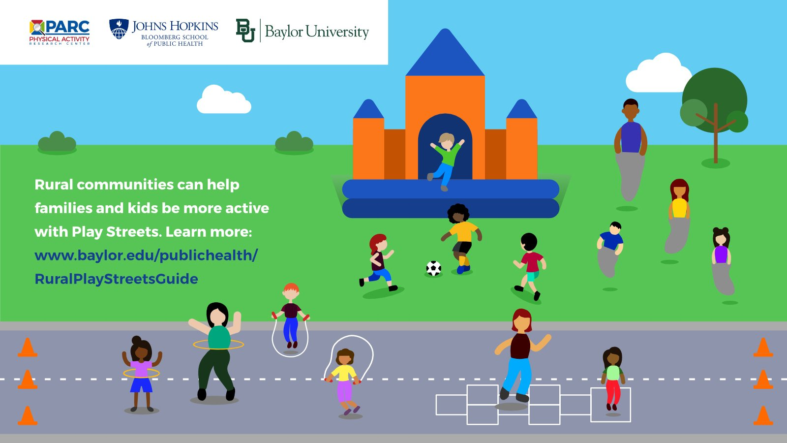 Playstreets Infographic