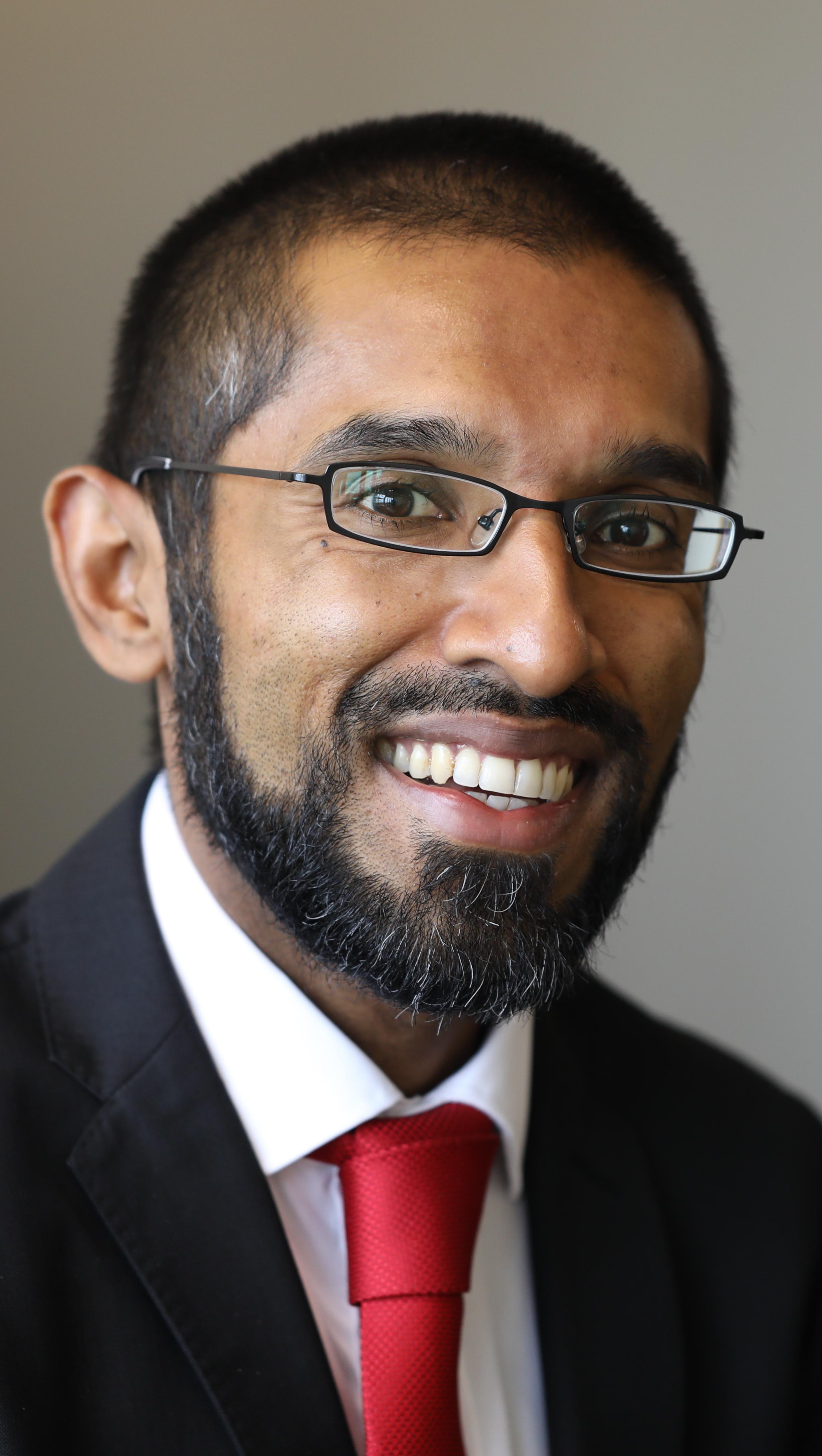 Dr. Sandeep Mazumder