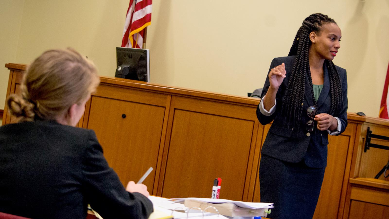 Trial Advocacy Program
