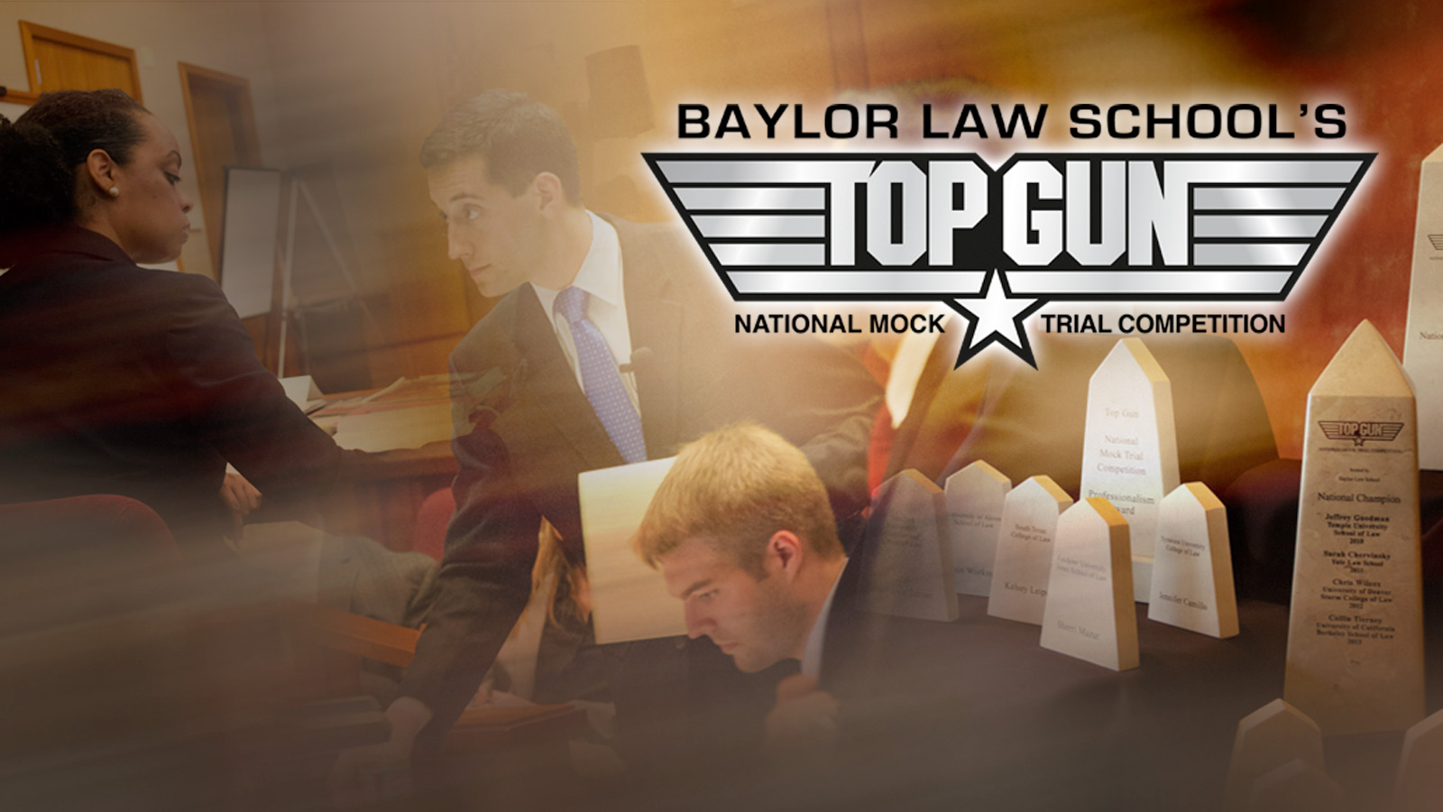 Baylor Law's Top Gun